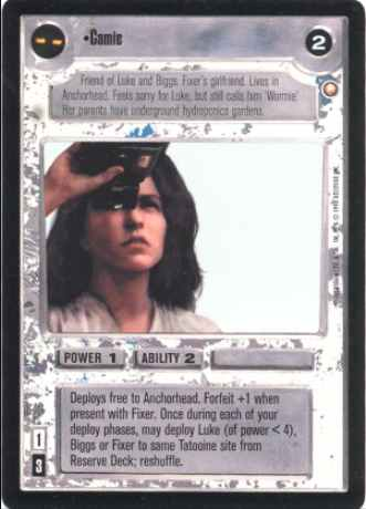 played Krayt Dragon SPECIAL EDITION star wars ccg swccg