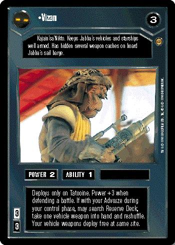 Star Wars CCG Reflections III 3 Premium Only Jedi Carry That Weapon